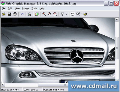 Скриншот Able Graphic Manager