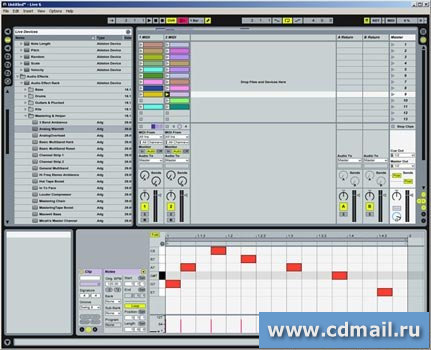Ableton Live 7.0.3 Retail
