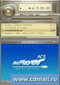 Скрин Ace DivX Player