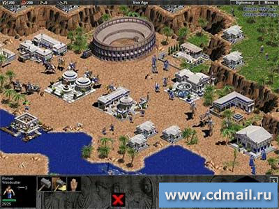 Скрин Age of Empires Expansion: The Rise of Rome