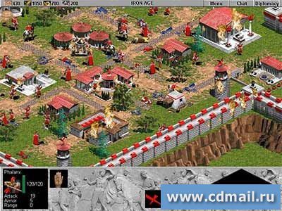 Скрин Age of Empires