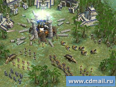 Скрин Age of Mythology: The Titans Expansion