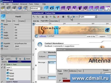 программа для веб дизайна