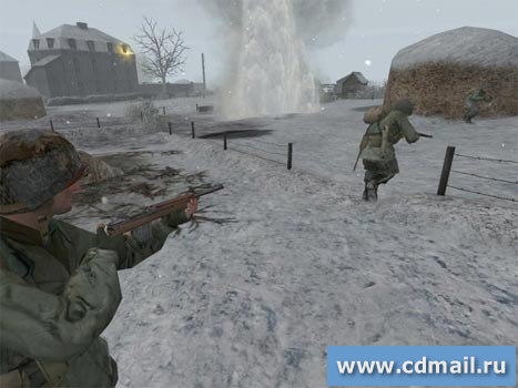 Скриншот Call of Duty: United Offensive