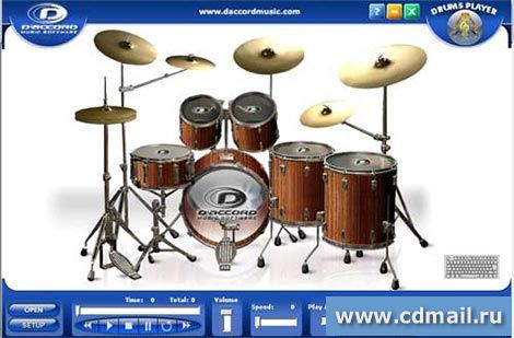 Скриншот D'Accord Drums Player