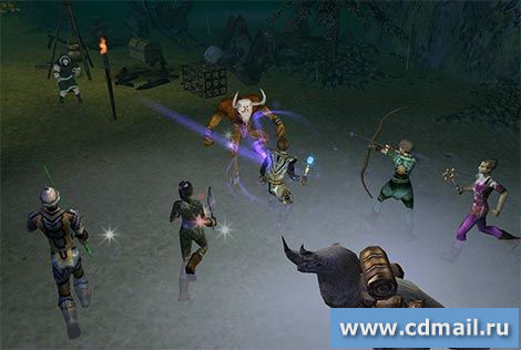 Скриншот Dungeon Siege: Legends of Aranna