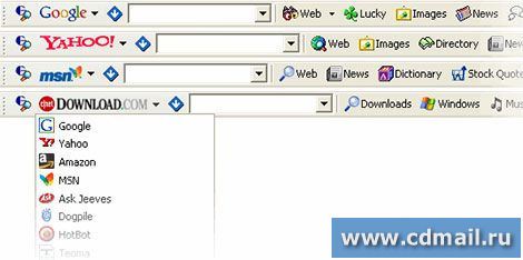 Скриншот Groowe Search Toolbar for FireFox