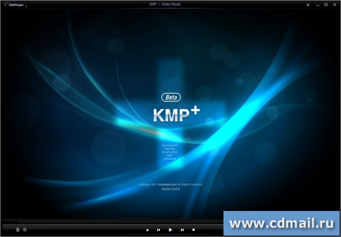 Скриншот KMPlayer (KMP Plus)