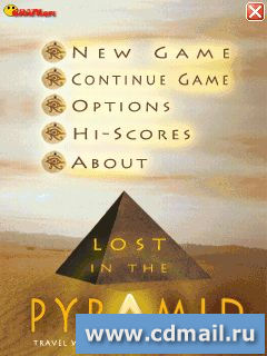 Скриншот Lost in the Pyramid