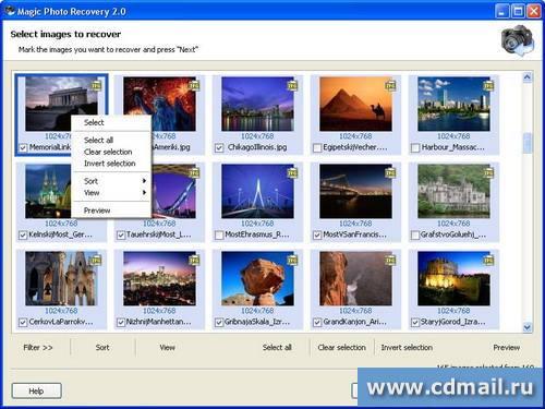 Magic Photo Recovery скачать программу бесплатно - фото 2