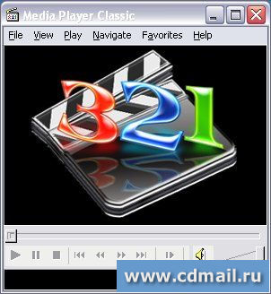 Скрин Media Player Classic