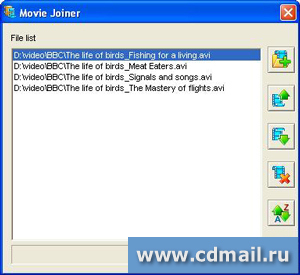 Скрин Movie Joiner