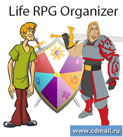 Скрин MyLife Rpg Organizer