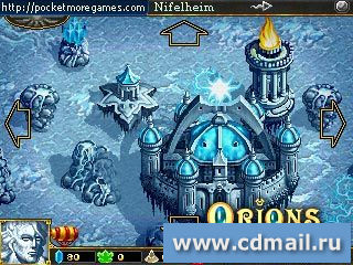 Скриншот Orions: Legend of Wizards