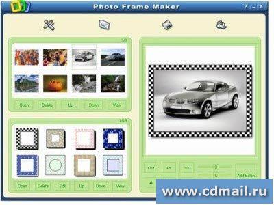 Photo Frame Maker v2.7