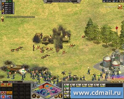 Скрин Rise of Nations