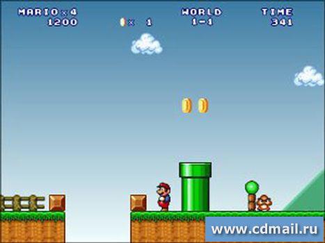 Марио игра скачать бесплатно полную версию