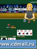 Скриншот Texas Hold'em with Phil Hellmuth