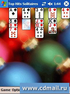 Скриншот TOP HITS SOLITAIRE COLLECTION
