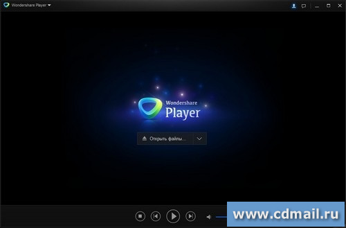 Скриншот Wondershare Player