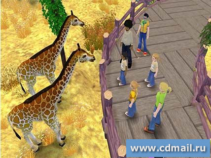 Скриншот Zoo Tycoon 2: Endangered Species Expansion Pack